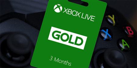 Get Your Head In The Game With This Xbox Live Gold Offer