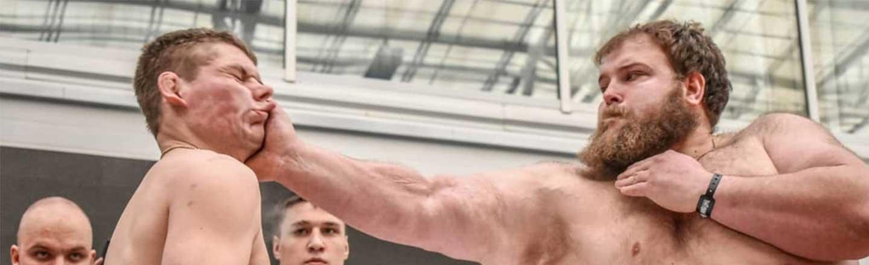 Hit The Nadir? Watch Russian Slap Fighting