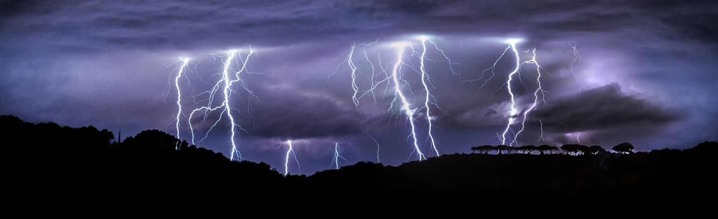 How One Guy Got Famous For Being Constantly Hit By Lightning