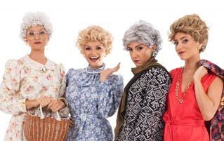 2019's Hottest Halloween Costume Is ... The Golden Girls?