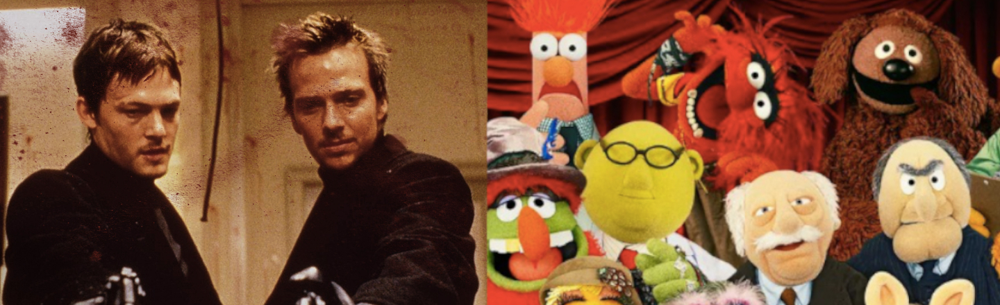'The Boondock Saints' is a Muppet Movie ... Seriously