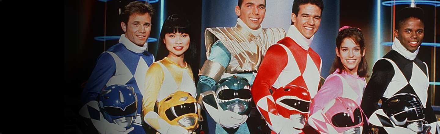Creepiest 'Where Are They Now' Ever: The Power Rangers Curse