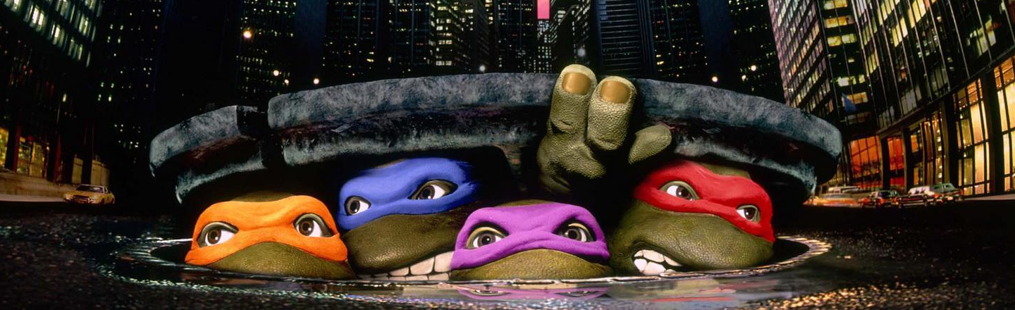 'Ninja Turtles' Movies Work Best When Not Played For Laughs