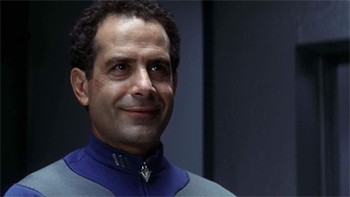 5 Beloved Characters Saved By Actor's Behind-The-Scenes Suggestions | Tony Shalhoub in Galaxy Quest