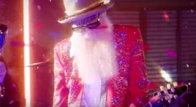 Wait, is that ZZ or Top? Eh, who cares.