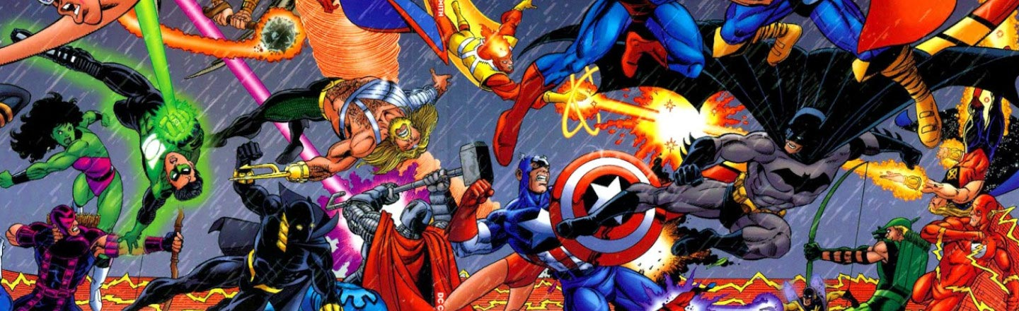 Past Superhero Trends That Now Look Nuts