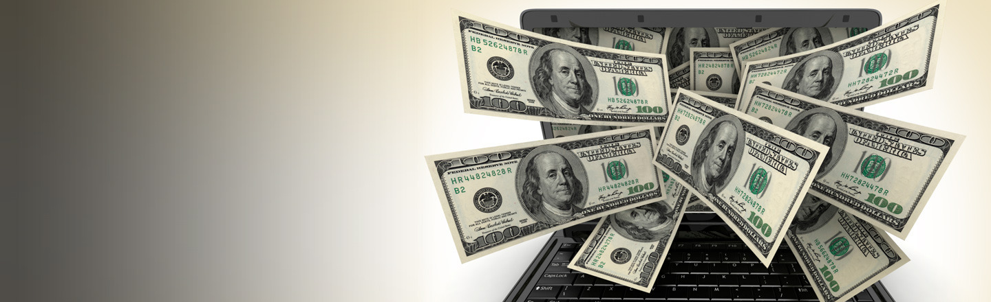 6 Ways To Make Money Off The Internet (If You're An Asshole)