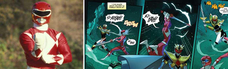 Wait ... 'Power Rangers' Got Good?