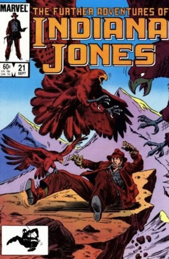 The Indiana Jones-Captain America Crossover Nobody Noticed - Marvel Comics' Indiana Jones series