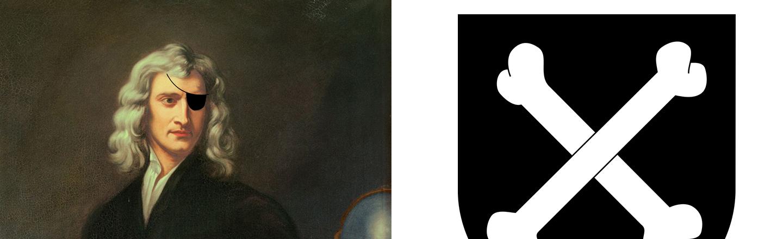 Reminder: Sir Isaac Newton Was A Maniac