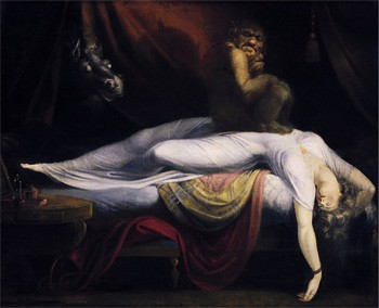 5 Real Horror Stories Ordinary People Got Trapped In - the painting of