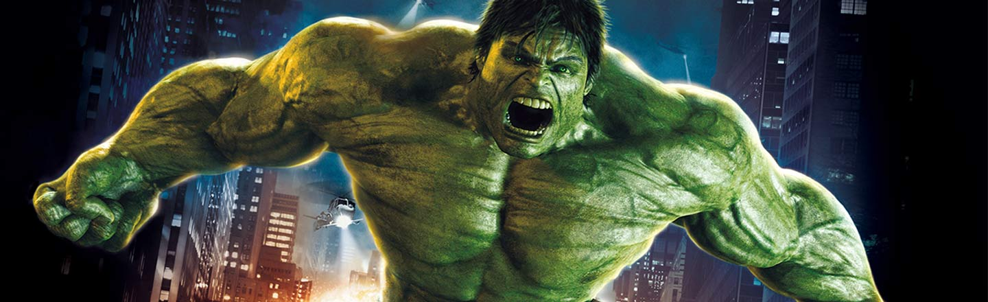 The Hulk And 4 Other Famous (& Blatantly Stolen) Characters