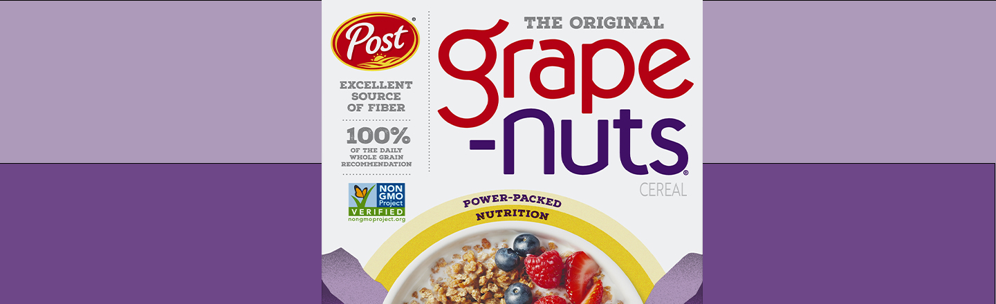 BREAKING: People Are Apparently Eating Absurd Amounts of 'Grape-Nuts' Cereal