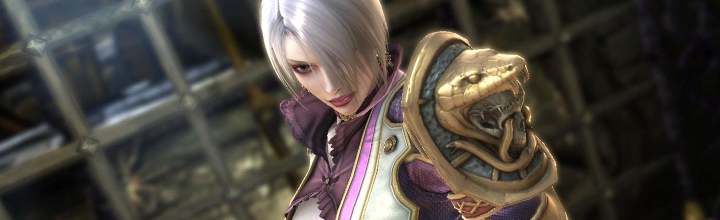 6 Video Games That Put Insane Effort Into Being Perverts