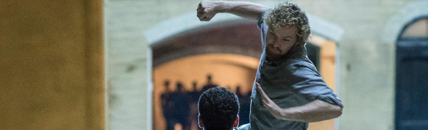 How Iron Fist Became The Worst Show On Netflix