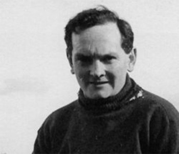 The Amazing Around-The-World Race (That Drove Contestants Mad) - a photo of Donald Crowhurst