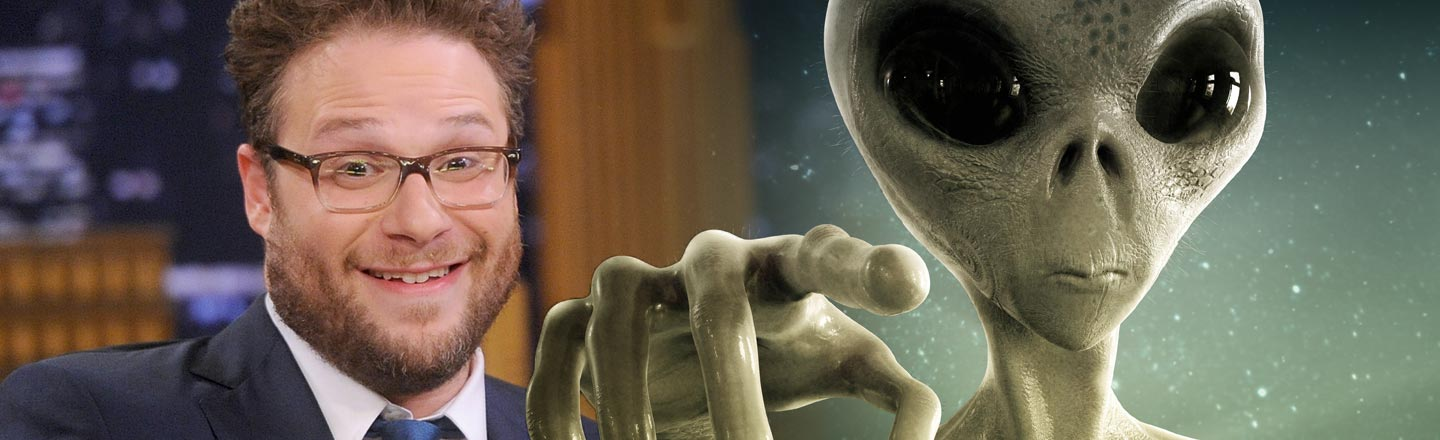 Space Octopuses & Other Weird Conspiracies Making The Rounds