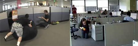9 Quirky Things Every 'Cool' Workplace Is Required to Have