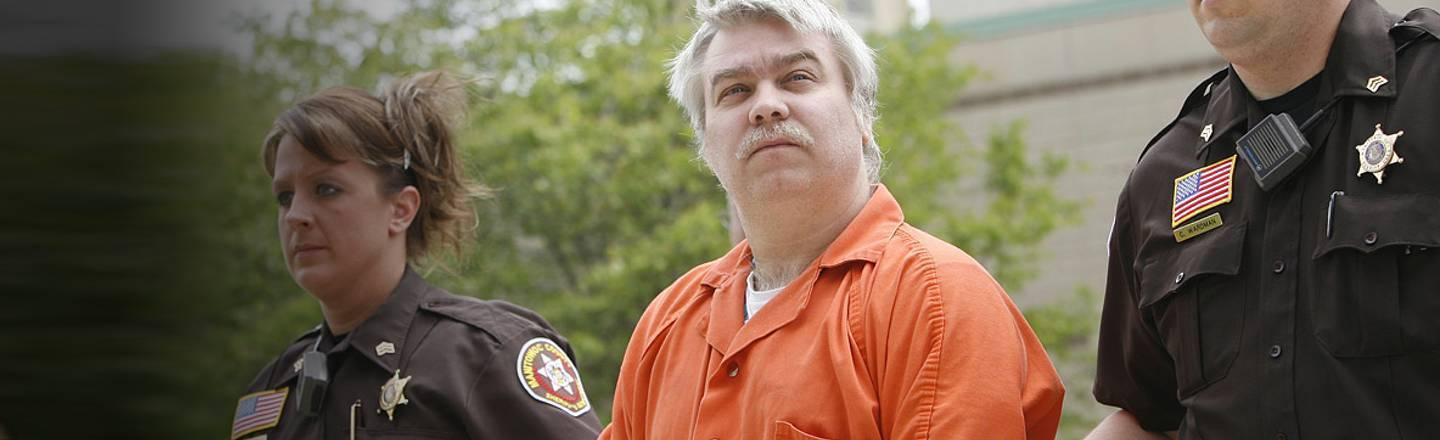 What Steven Avery And O.J. Simpson Both Prove About Justice