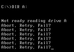 The 5 Worst Error Messages in the History of Technology