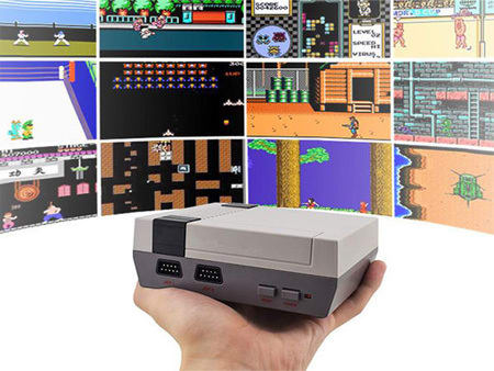 Get Your (Classic) Game On With This Retro Emulator