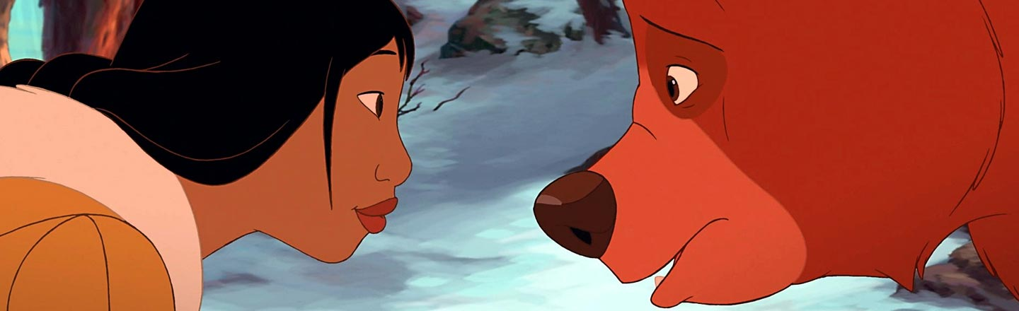 The Disney Movie That Outright Promoted Bestiality