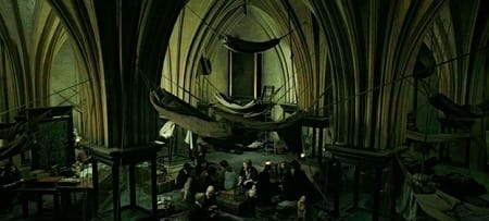 Sexual Ramifications Of Harry Potter's Room Of Requirements
