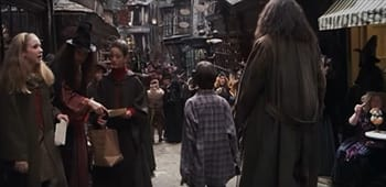 C'mon, 'arry! Let's go to Magicthingesque Street.