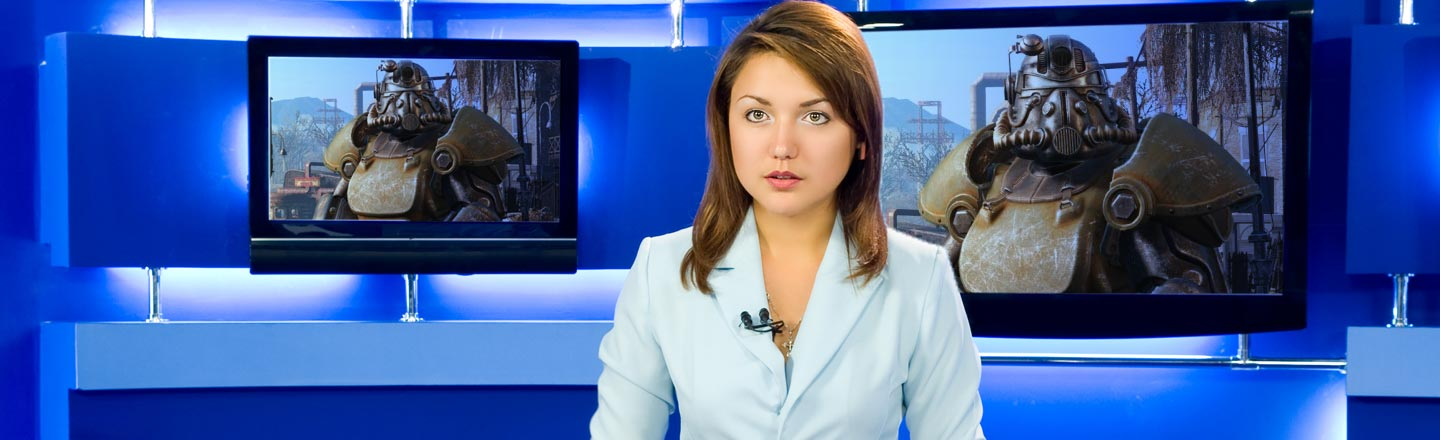 5 Deeply Embarrassing Things The News Keeps Doing
