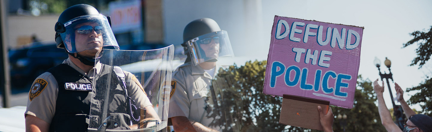A Quick Guide To What 'Defunding The Police' Means