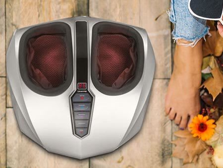Treat Yo' Self With These 8 Massaging Gadgets