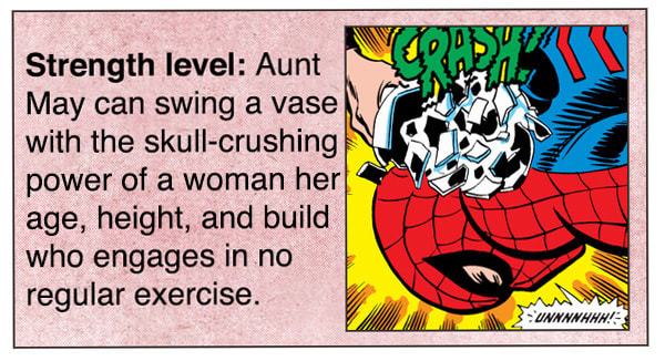 8 Reasons Aunt May Is Spider-Man's Most Terrifying Villain