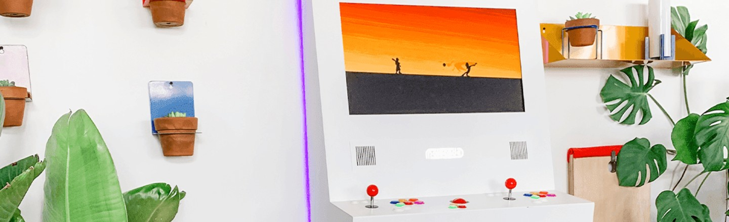 Want To Win An Awesome Home Arcade AND Donate to Charity All At Once?