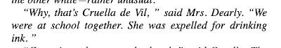 Первоначальное происхождение Круэллы Де Виль было безумнее, чем то, что делает Дисней