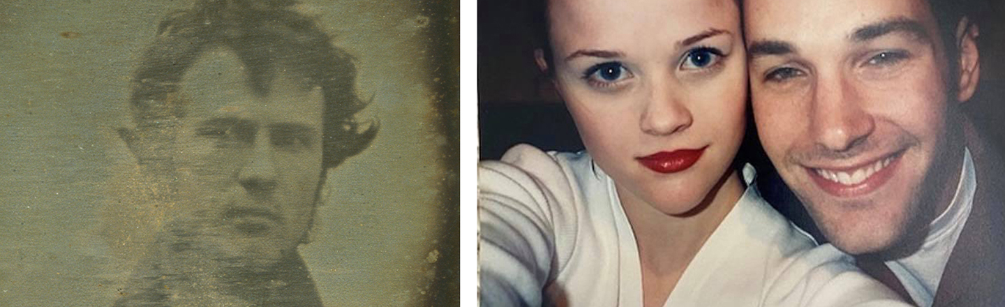 Who Is Responsible For The First Selfie? A Scientific Investigation