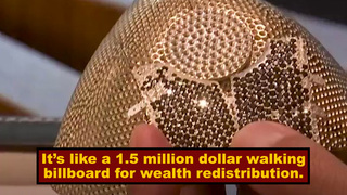 Most Expensive Mask In The World Is Also The Dumbest