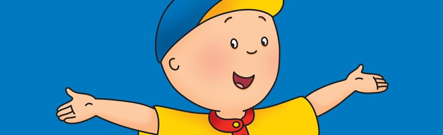 Why 'Caillou' Brings Up Feelings Of Hate In One Generation And Love In Another