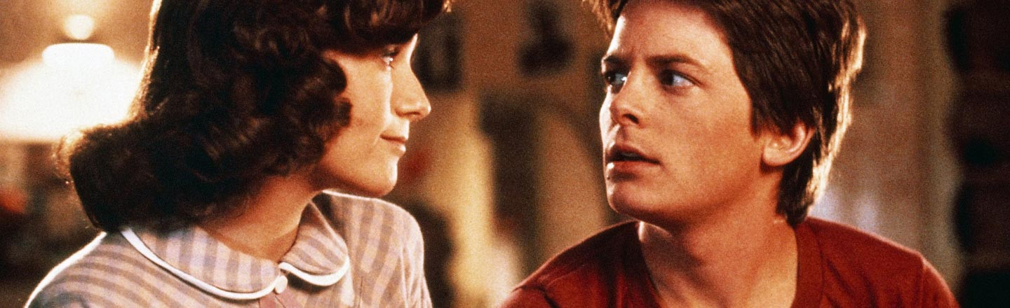 Disturbing Real Talk: Marty and His Mom Would've Made A Good Couple