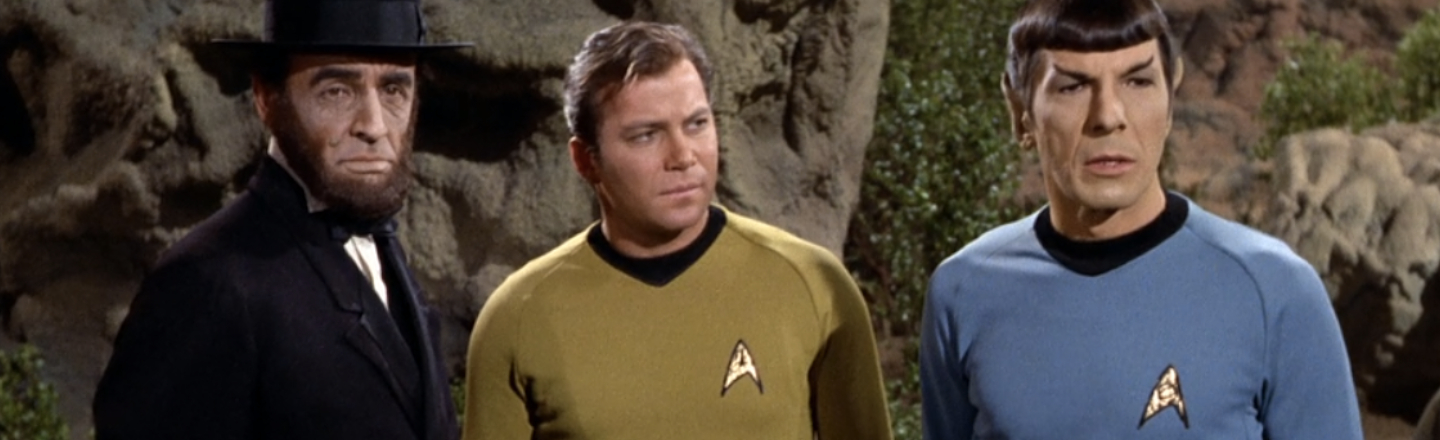 Presidential Elections In 'Star Trek' Suck As Much As Ours