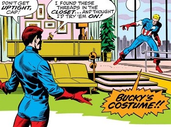 Rick Jones as Bucky