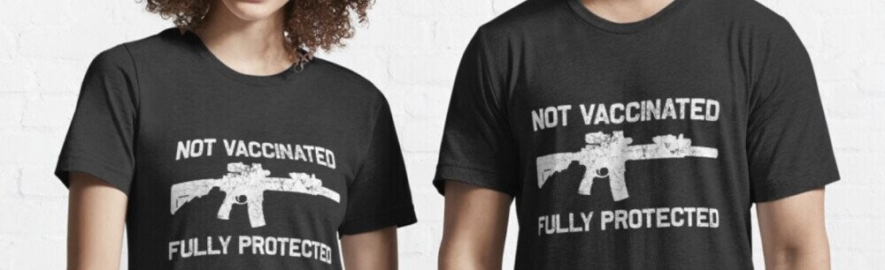 15 Full-On Bonkers Conspiracy Theory T-Shirts