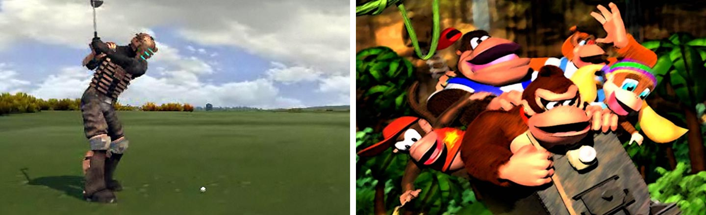 6 Killer Games That Were Nearly Terrible
