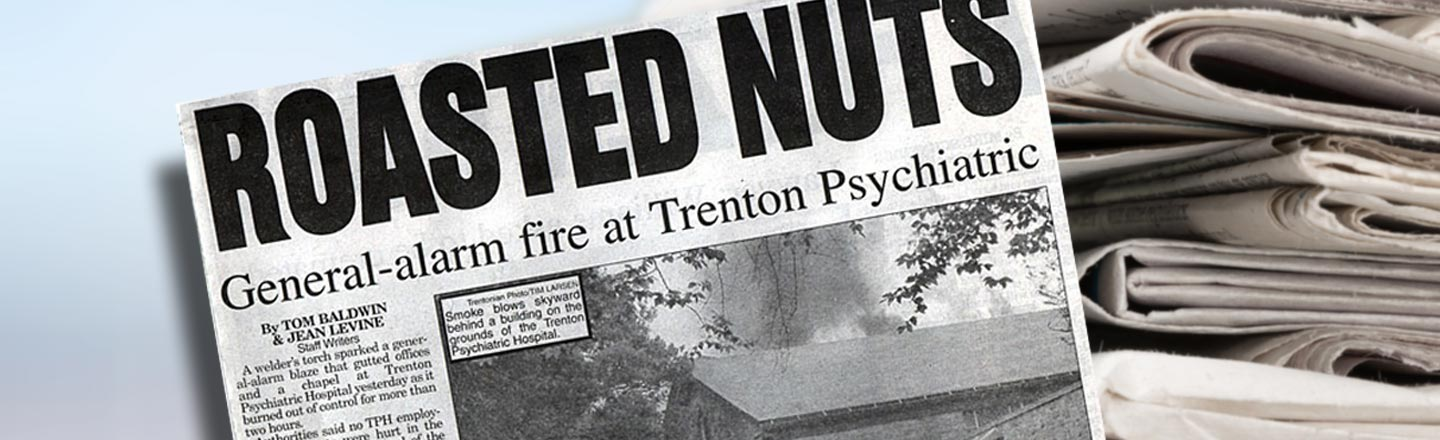 The Newspaper With The Most WTF Headlines In America