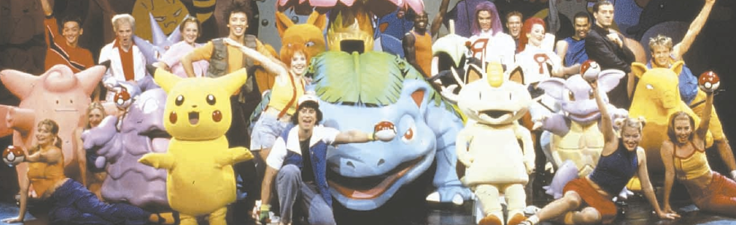 Can't Make This Up: The Forgotten 'Pokemon' Musical