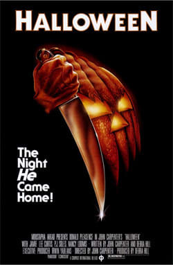 When it was thought holidays - not slashing - was the critical element of a slasher film.