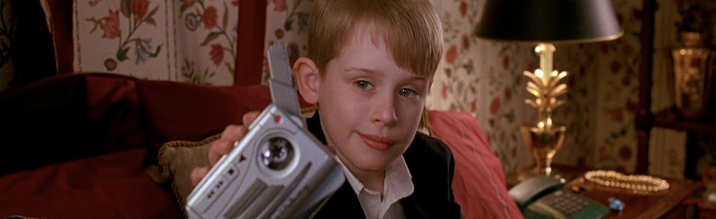'Home Alone 2' Conned Children Into Wanting A Toy ... That Didn't Exist
