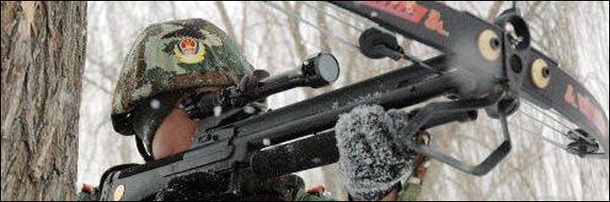 5 Insane New Uses for Old School Military Weapons