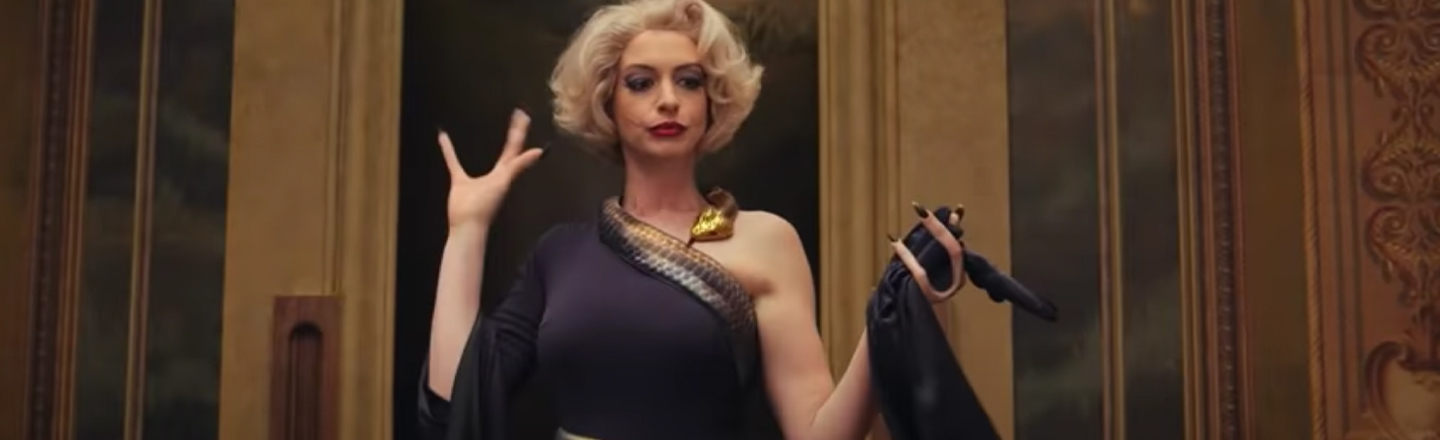Anne Hathaway's 'The Witches' Character Sparks Backlash, Prompts Apology