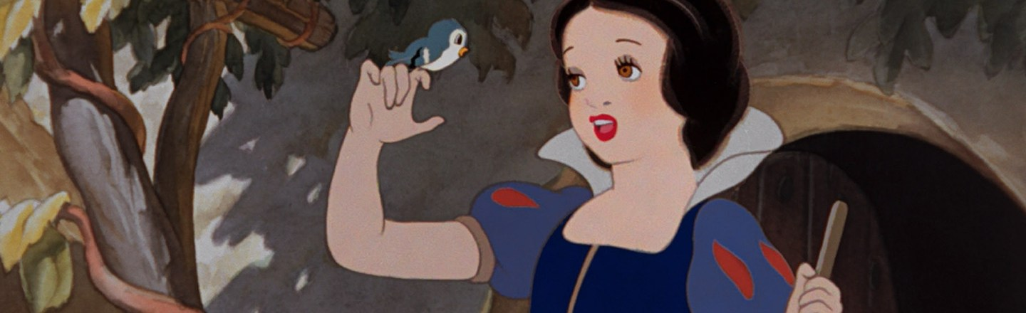 Snow White Is A LOTR Sequel: A Mind-Blowing Theory