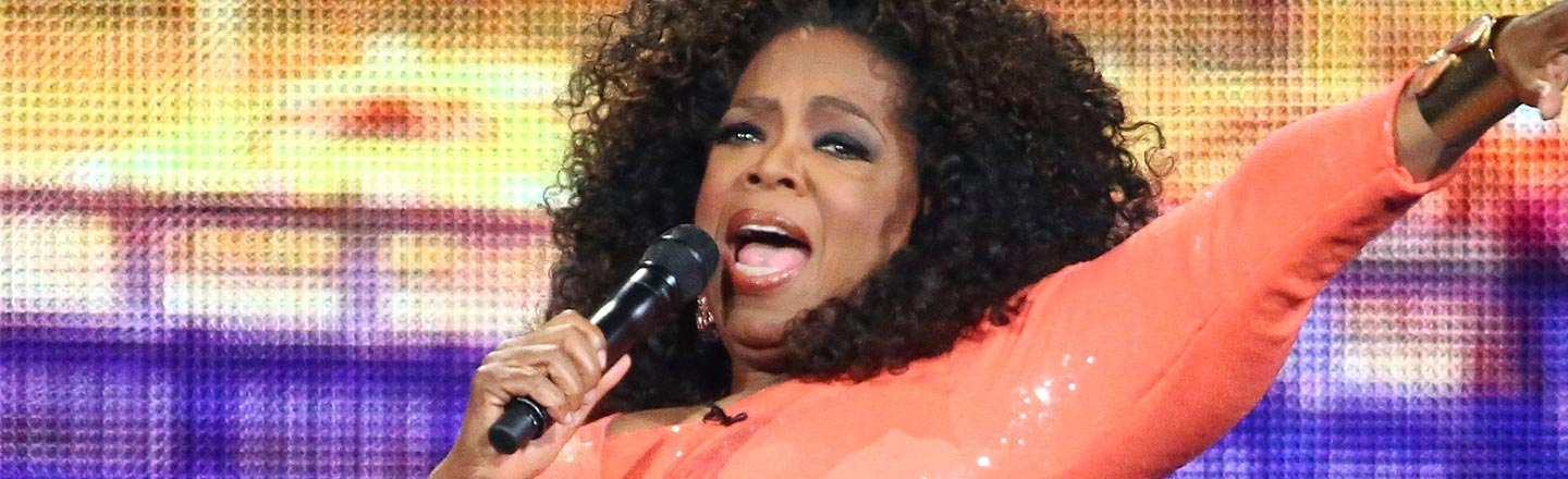 Uh, Maybe Oprah Shouldn't Run For President